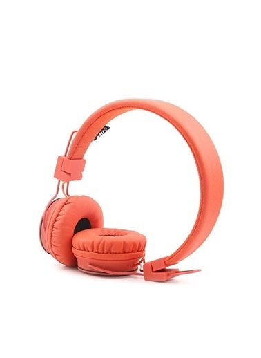 Bludfire Nia Kulaküstü Kulaklık Tropikal Pembe Renkli